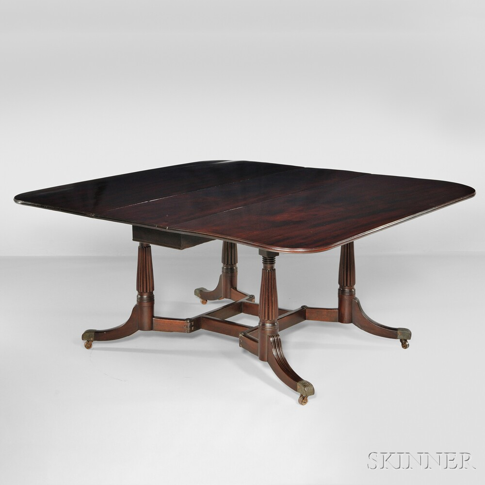 Carved Mahogany quotCumberlandquot Dining Table Sale Number  : 1112098 from www.skinnerinc.com size 1000 x 1000 jpeg 85kB