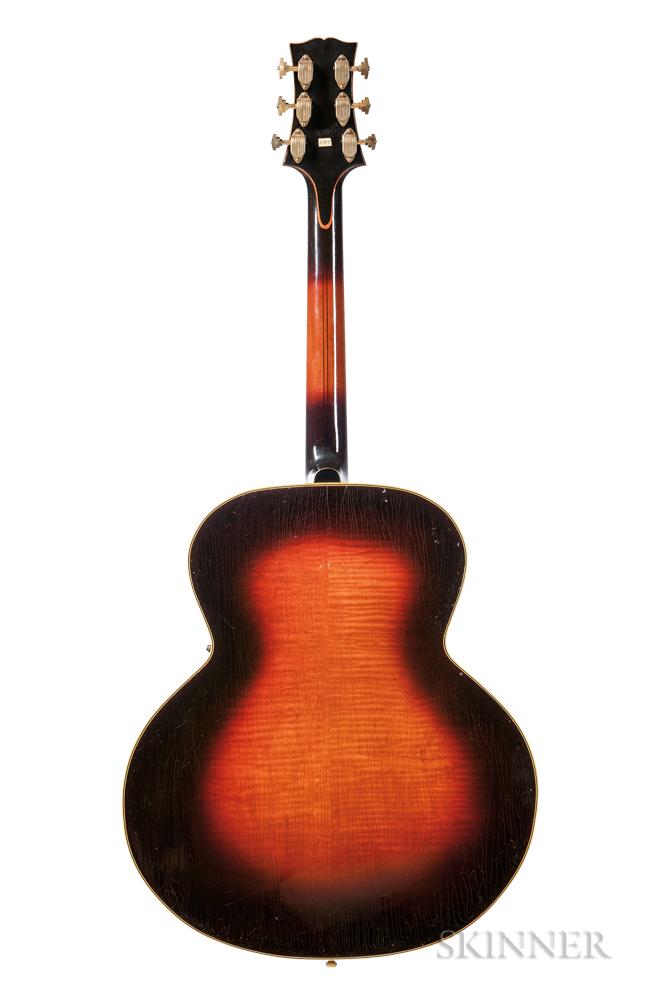 Stromberg Master 400 Archtop Guitar, c. 1940