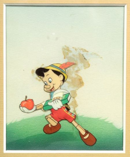 Walt Disney Studios (American, 20th Century)    Pinocchio