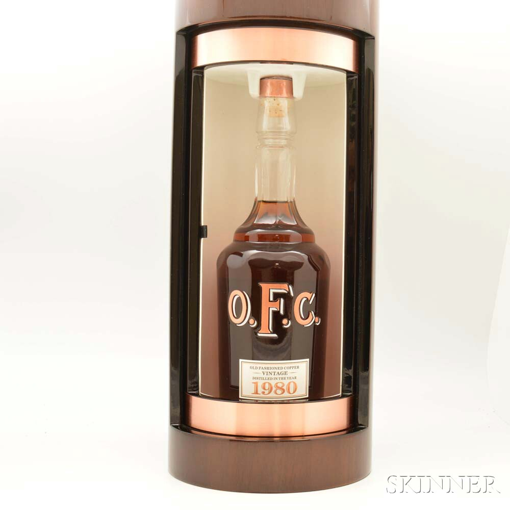 OFC Old Fashioned Copper 1980, 1 750ml bottle (pc)