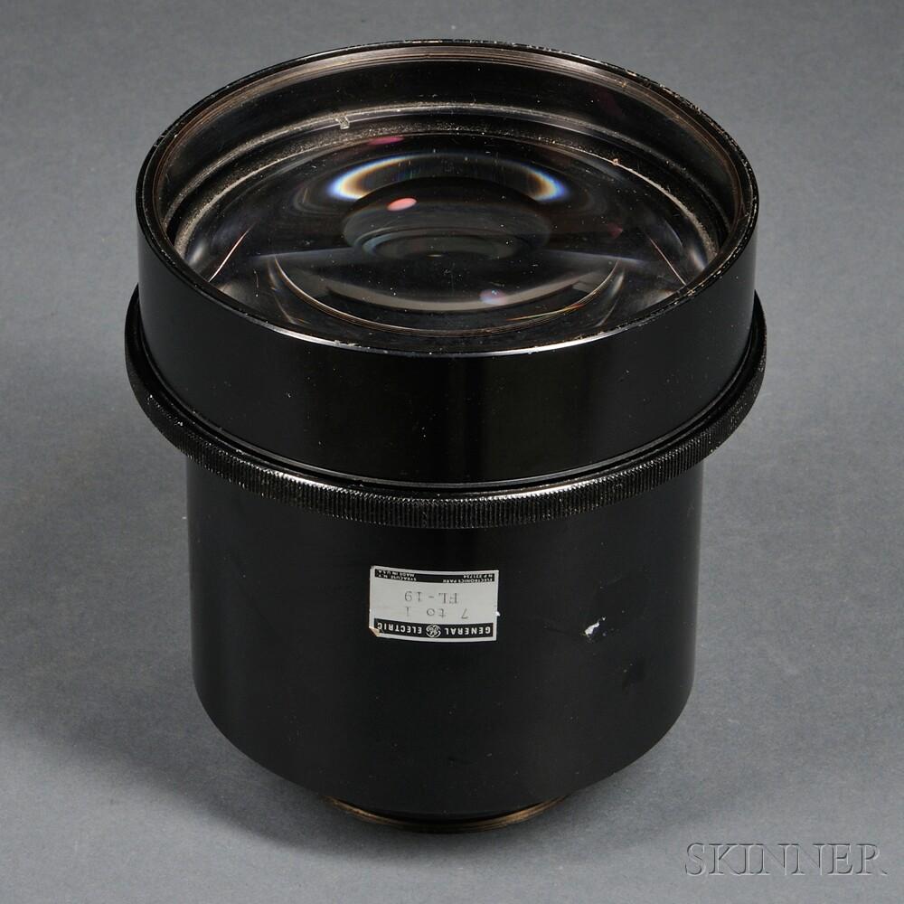 General Electric Lens