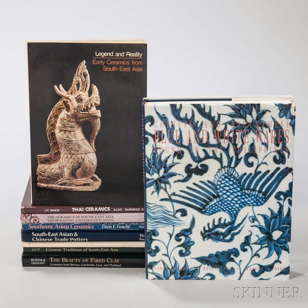 Nine Books on Southeast Asian Art
