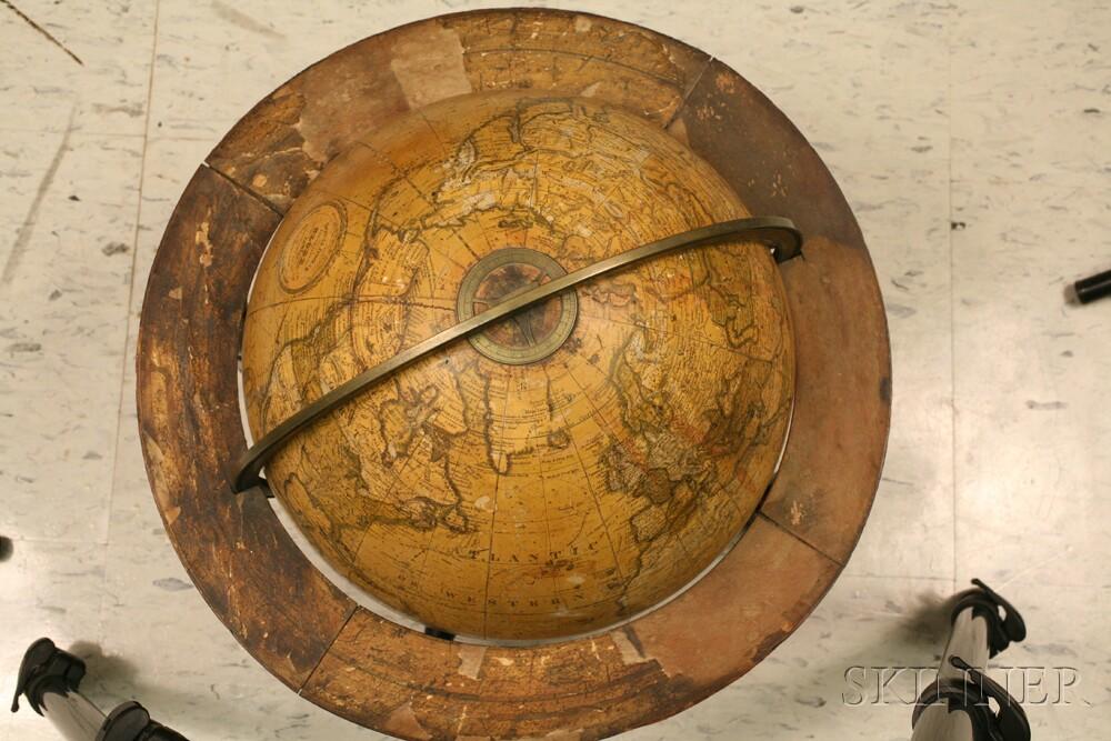 Donaldson's 12-inch Terrestrial Globe