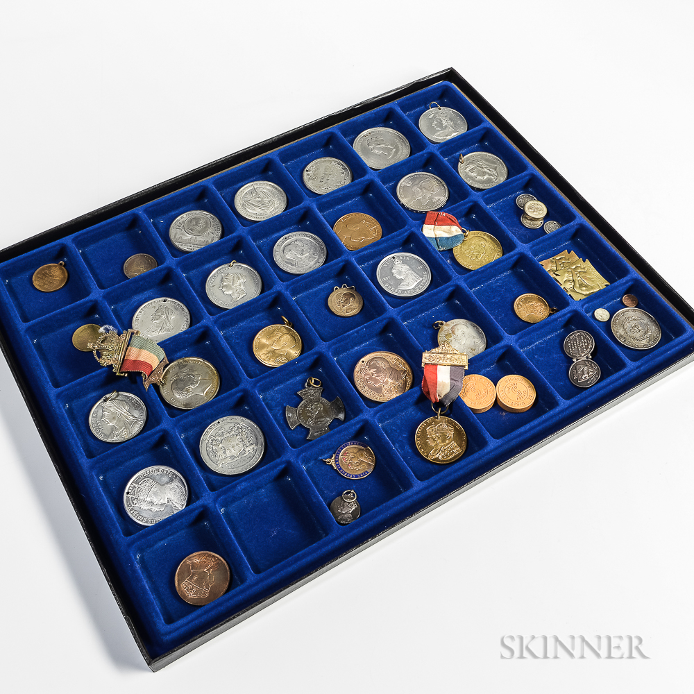 Group of British Royal Commemorative Medals