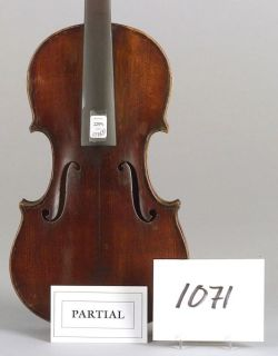 Three Violins.