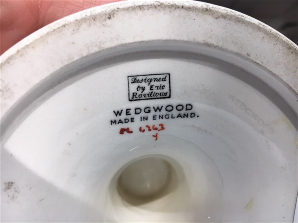Wedgwood Eric Ravilious Design