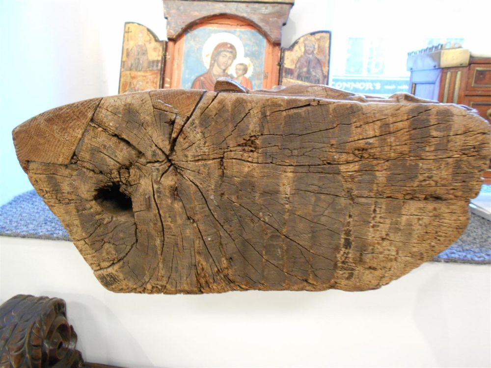 Oak Relief Panel