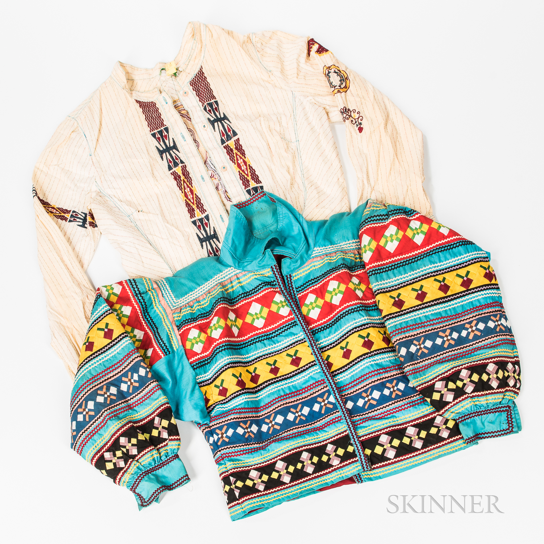 Seminole Women's Jacket, and Shirt
