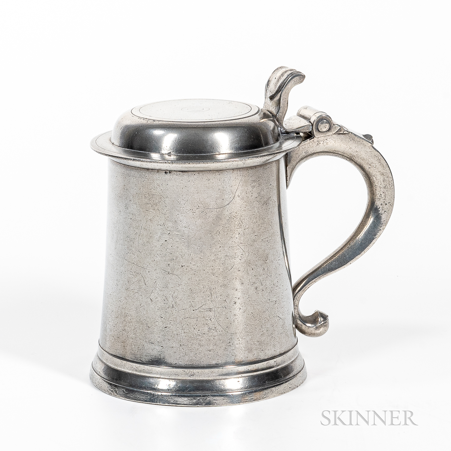 Peter Young Pewter Tankard