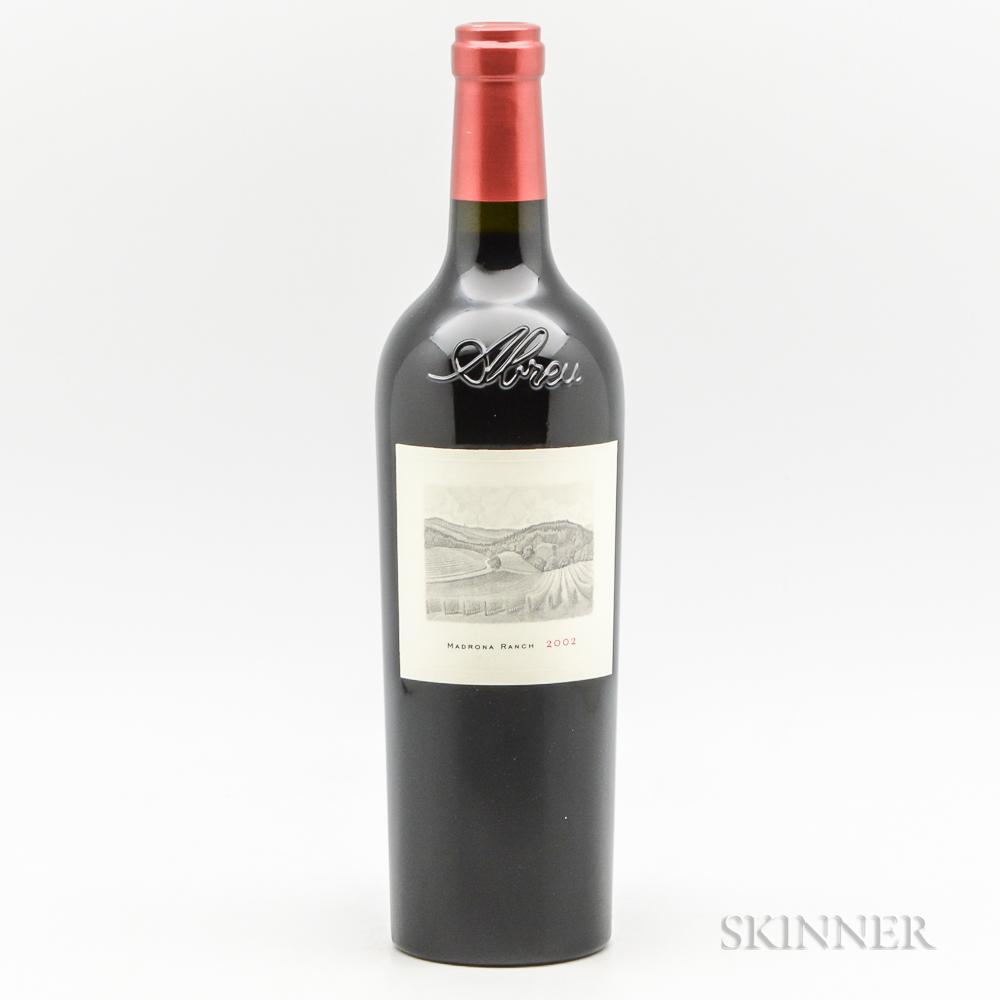 Abreu Madrona Ranch 2002, 1 bottle
