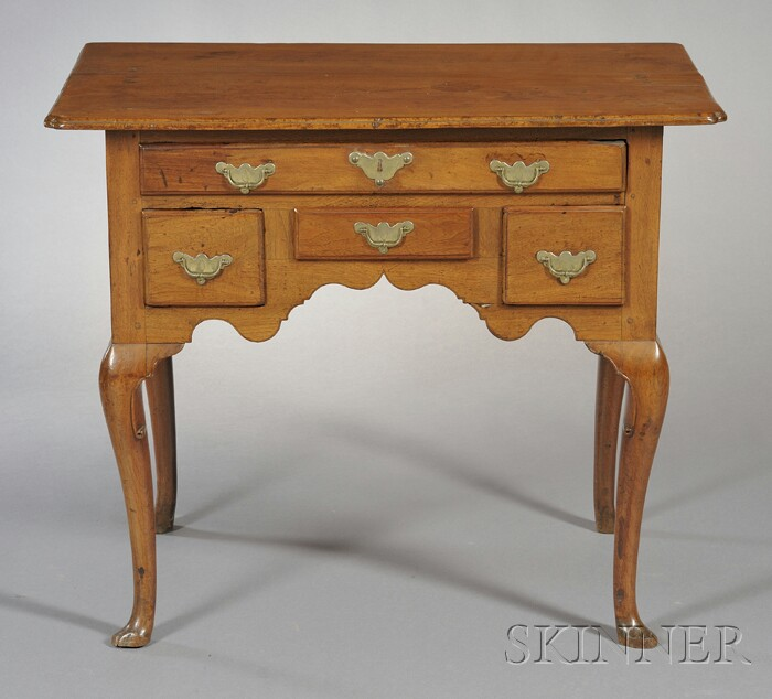 English Provincial Dressing Table