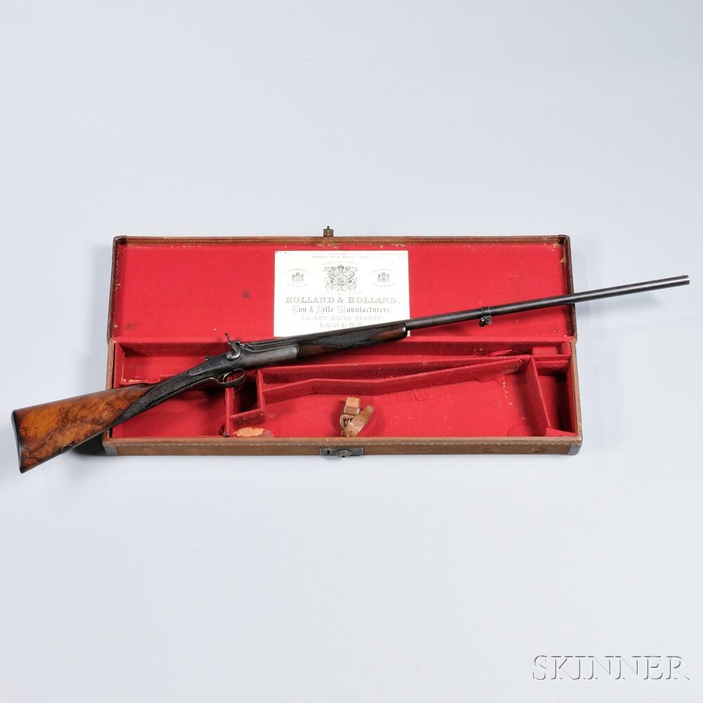 Holland & Holland 28 Gauge Hammer Gun