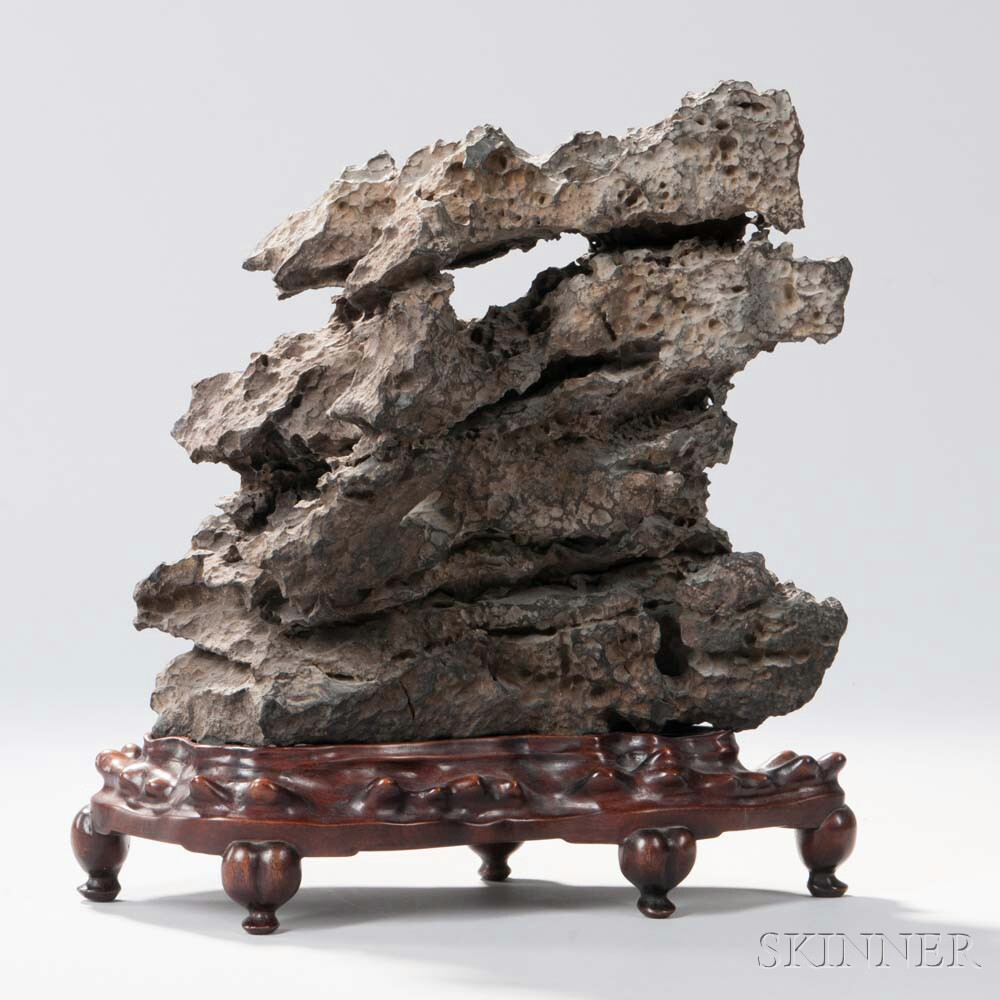 Ying Scholar's Stone