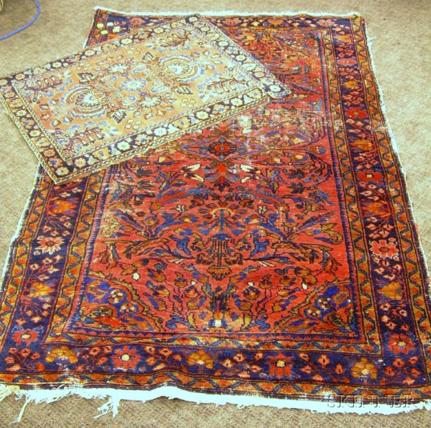 Two Persian Rugs
