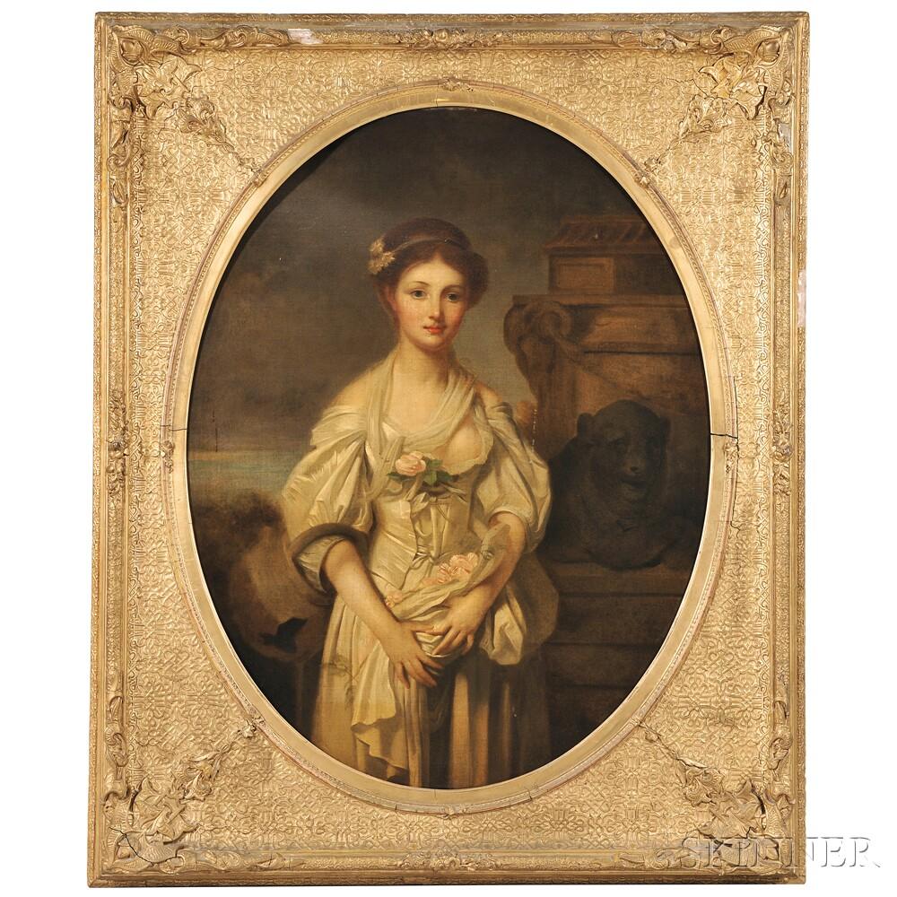 After Jean Baptiste Greuze (French, 1725-1805) La Cruche Cassé (The Broken  Jug) ...