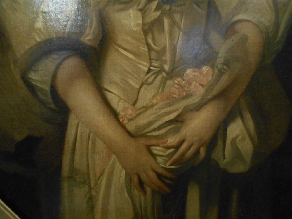 After Jean Baptiste Greuze (French, 1725-1805)      La Cruche Cassé (The Broken Jug)