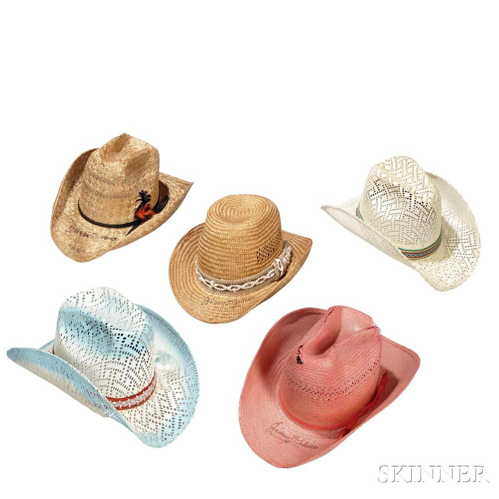 Little Jimmy Dickens     Five Straw Cowboy Hats