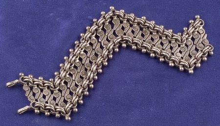 Silver Bracelet, Emma, Taxco