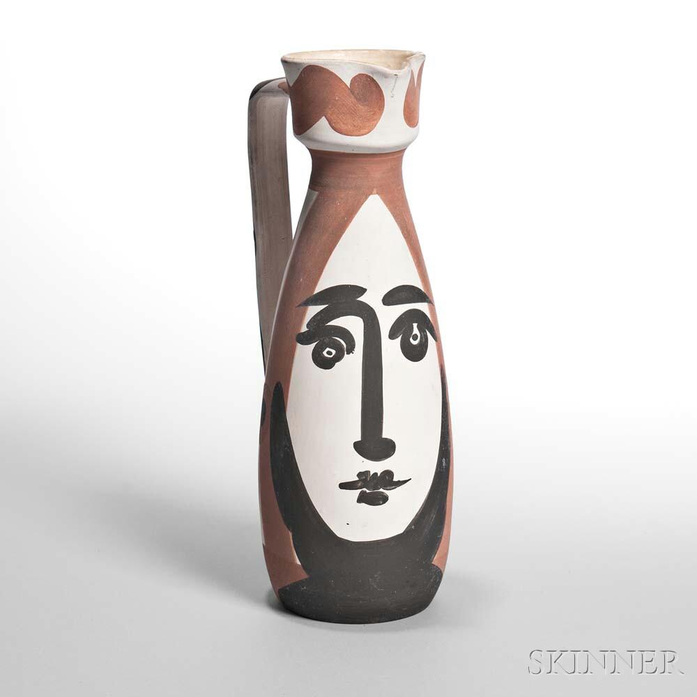 Pablo Picasso (Spanish, 1881-1973)      Face
