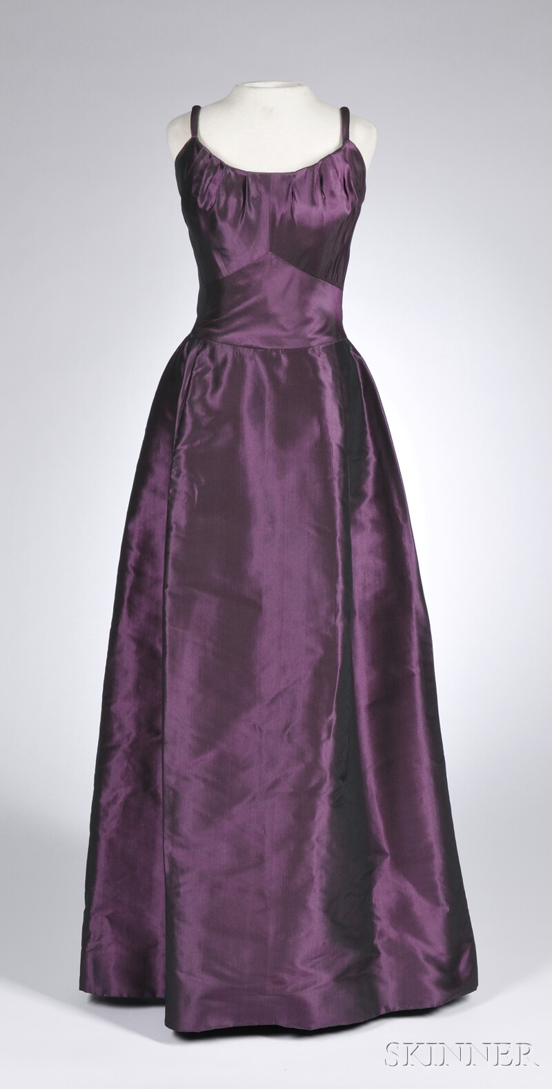 Karl Lagerfeld for Jean Patou Evening Dress
