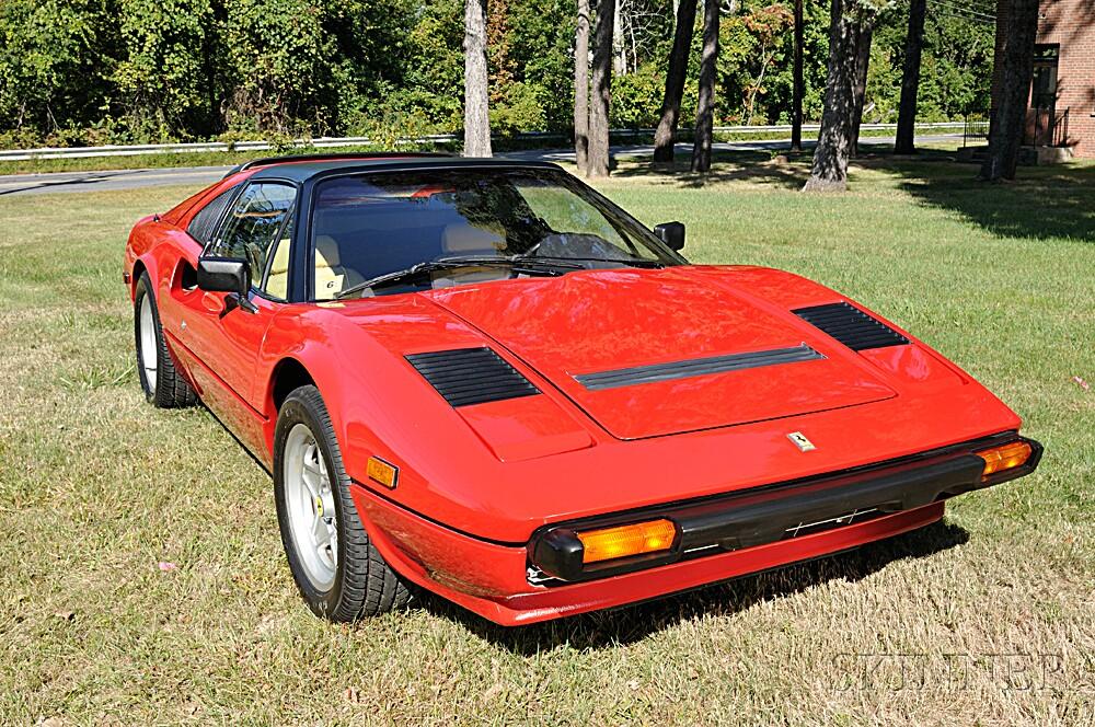 1980 Ferrari 308GTSI