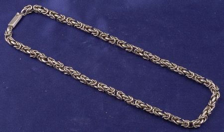 Sterling Silver Necklace, Spratling, Taxco