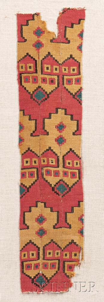Nazca Textile Panel