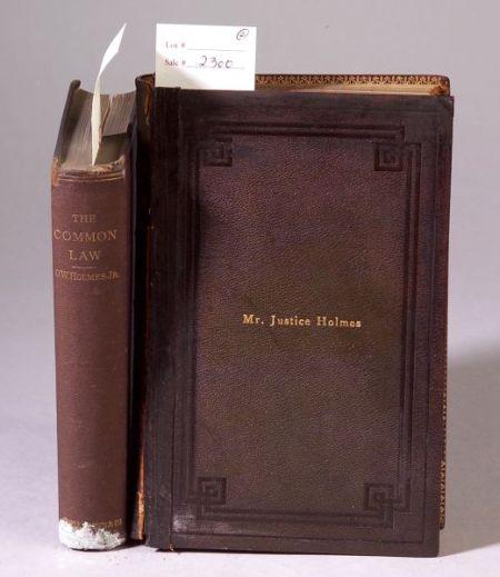 Holmes, Jr., Oliver Wendell (1841-1935)