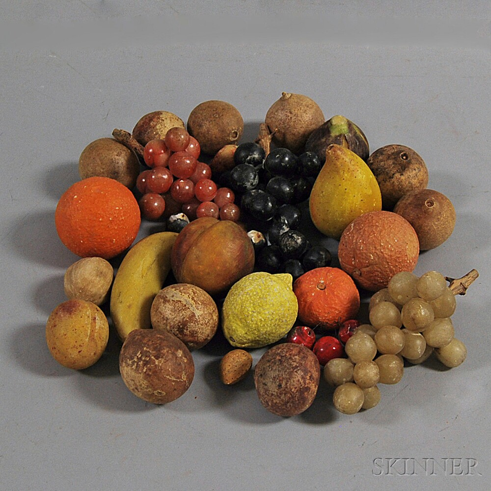 Group of Mostly Stone Fruit