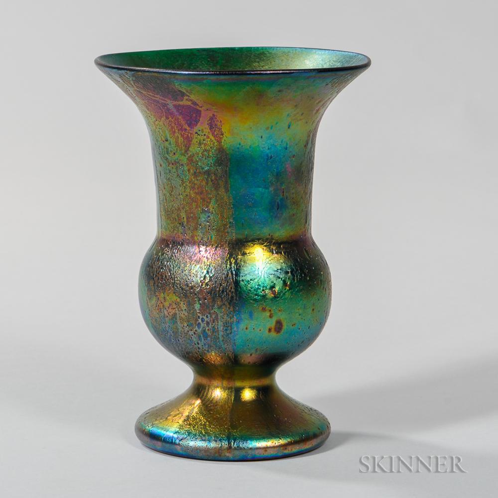 Tiffany Cypriote Vase