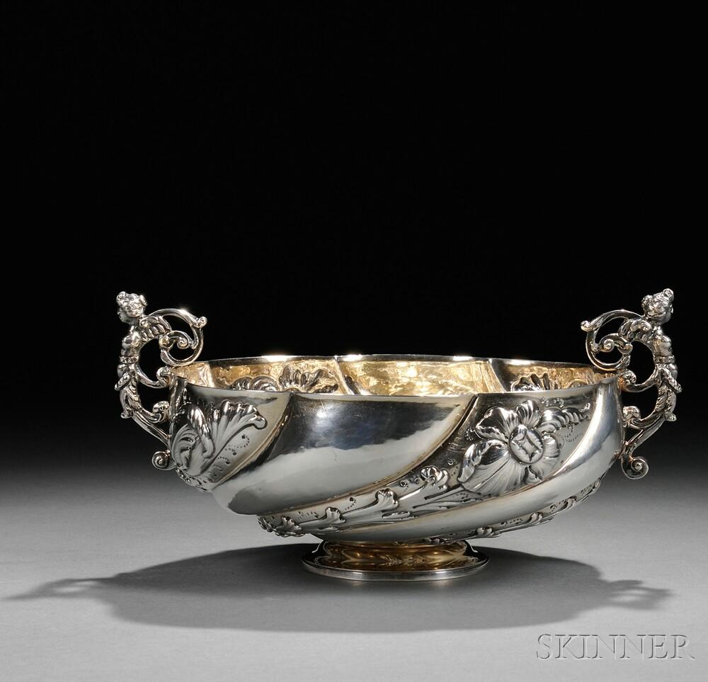 George III Sterling Silver Bowl