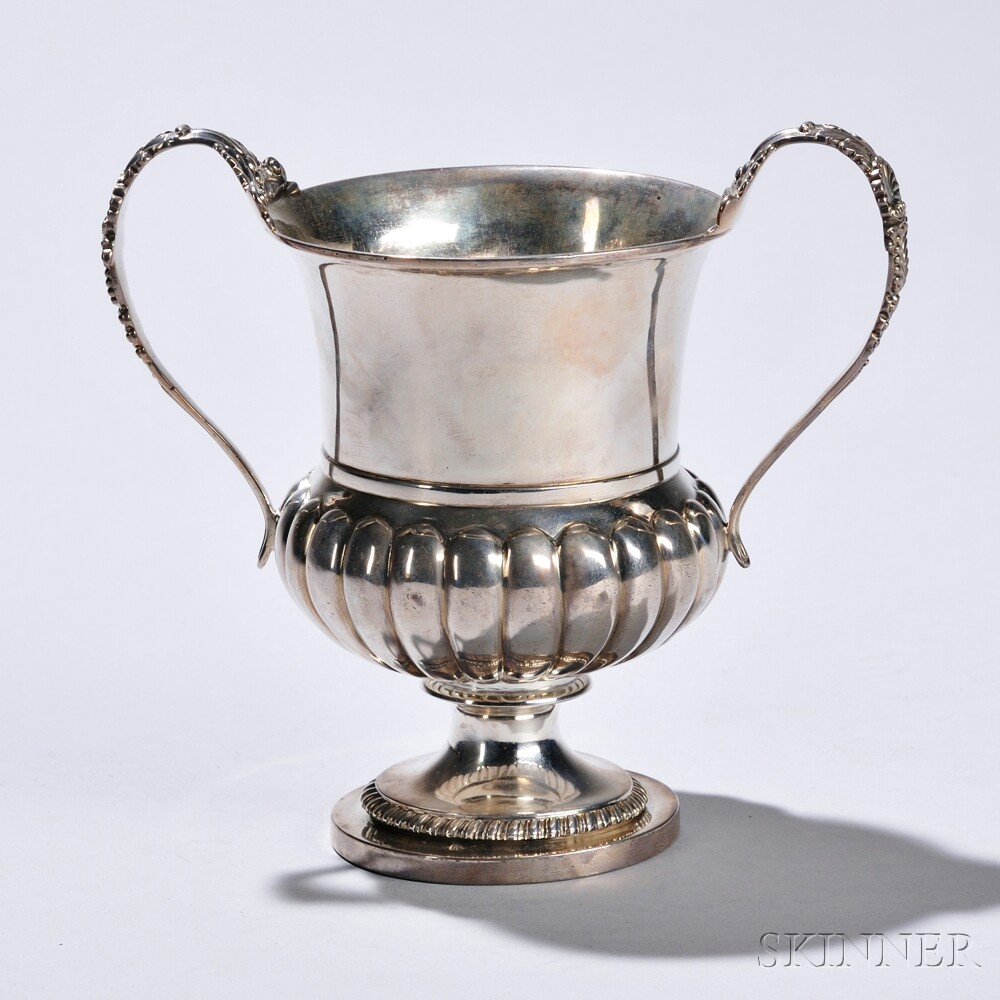 George III Sterling Two-handled Cup