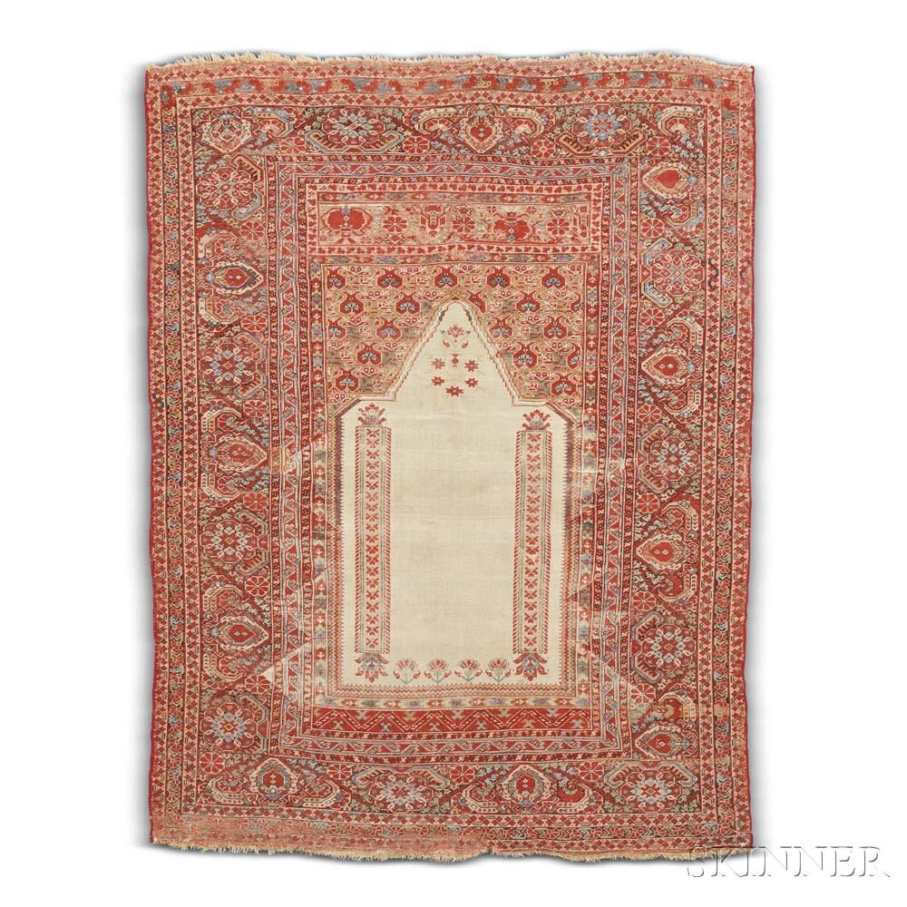 Ghiordis Prayer Rug