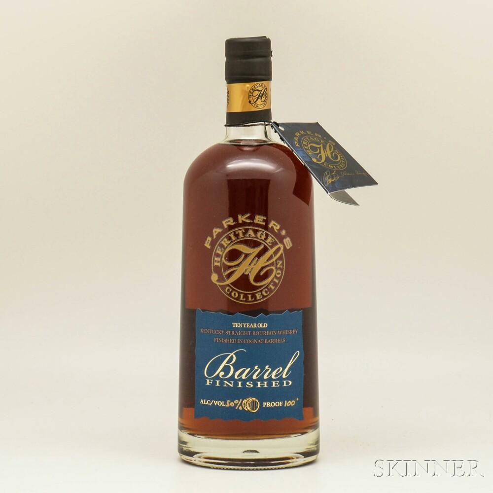 Parkers Heritage Collection Cognac Finish, 1 750ml bottle