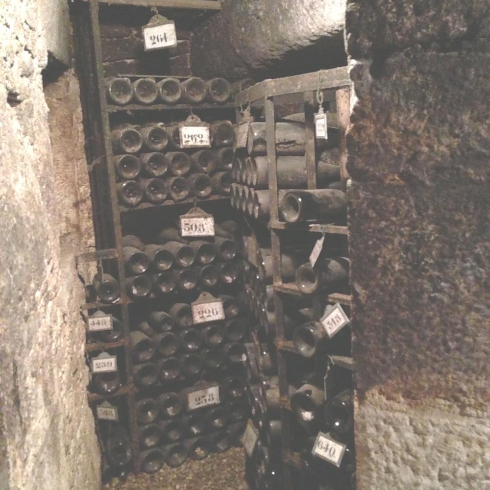 Chateau Montrose 1970, 9 bottles