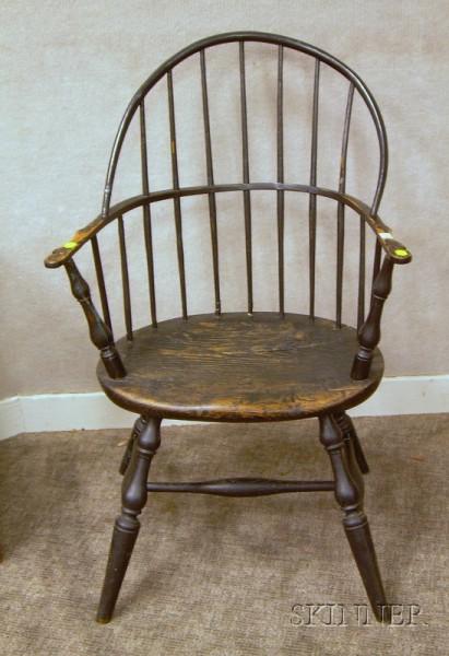 Windsor Sack-back Chair.