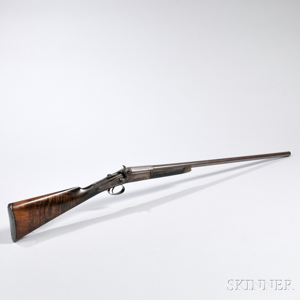 Holland & Holland 16 Gauge Single-barrel Shotgun