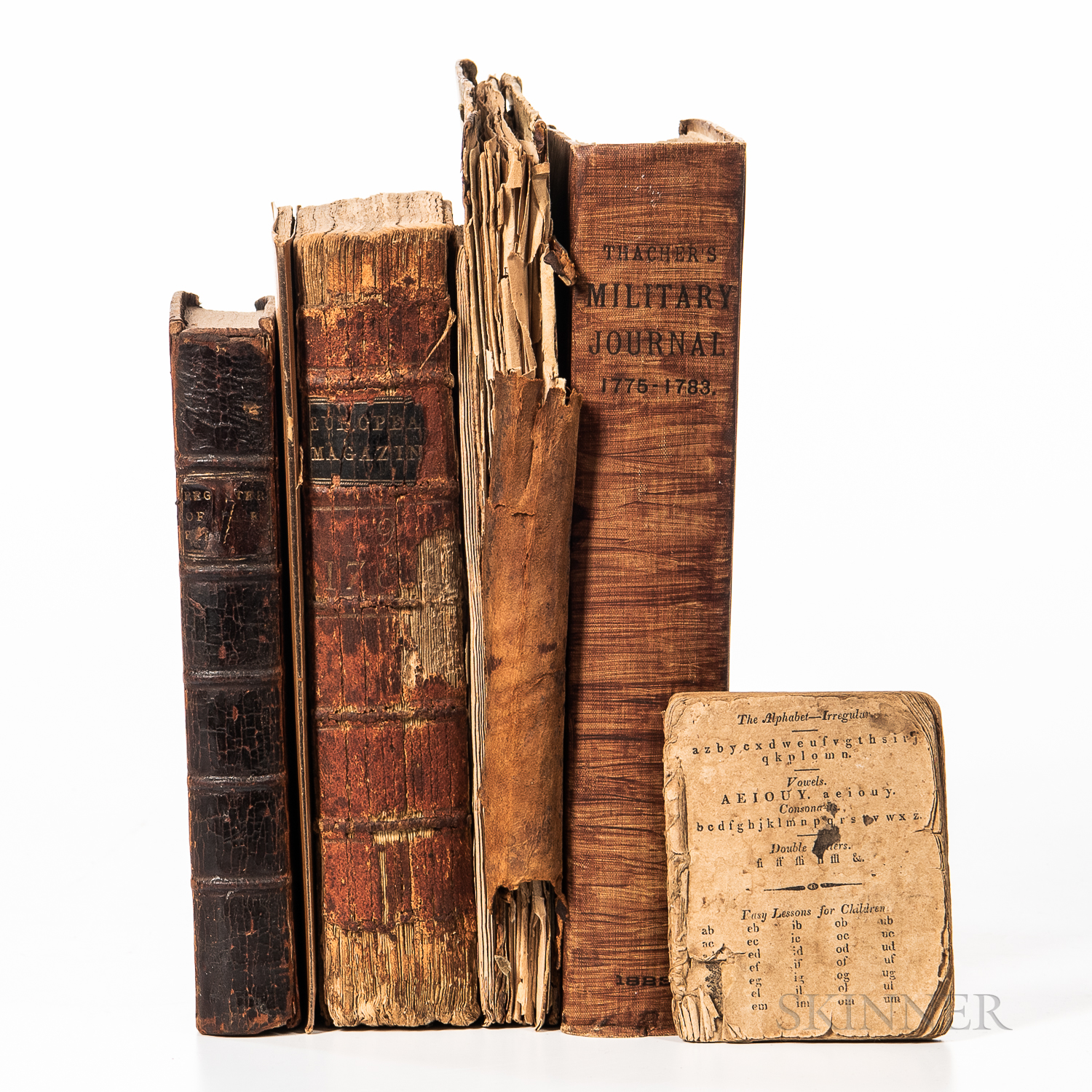 Seven Early Historical Works.