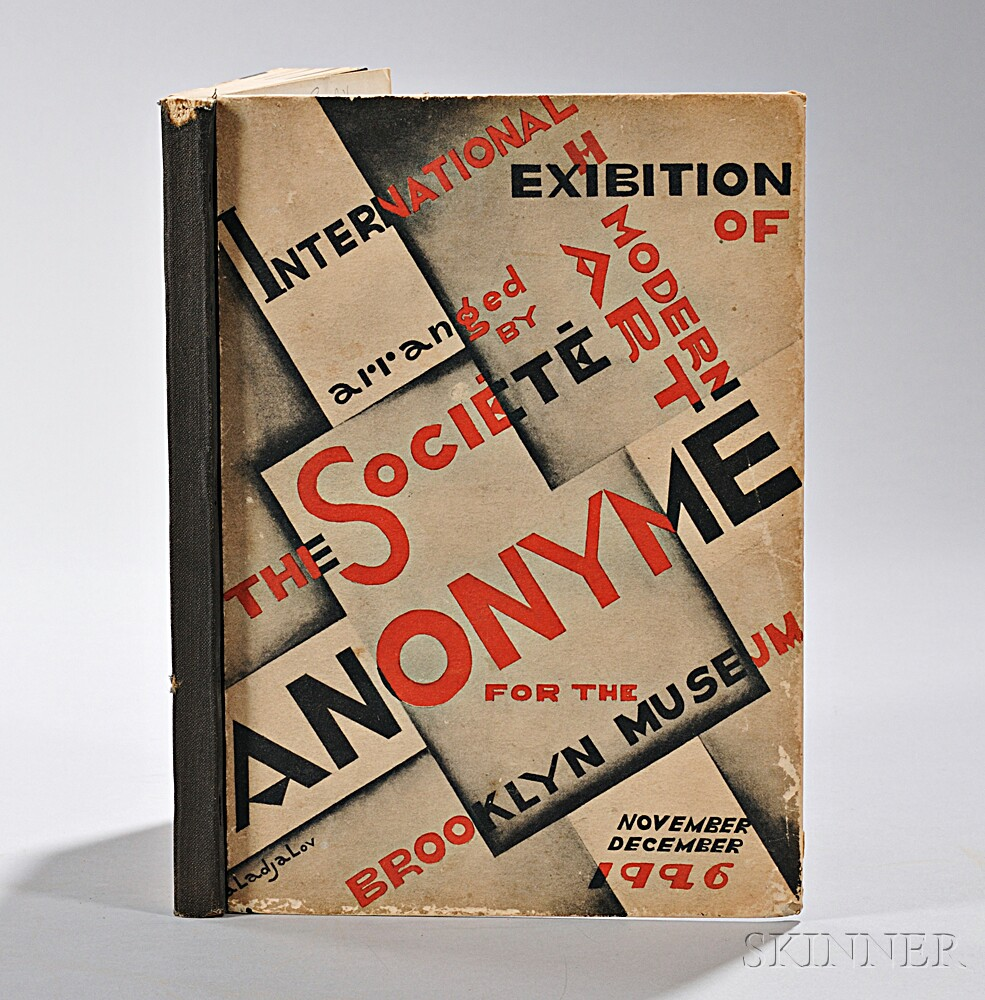 International Exhibition of Modern Art Arranged by the Société Anonyme for the Brooklyn Museum.