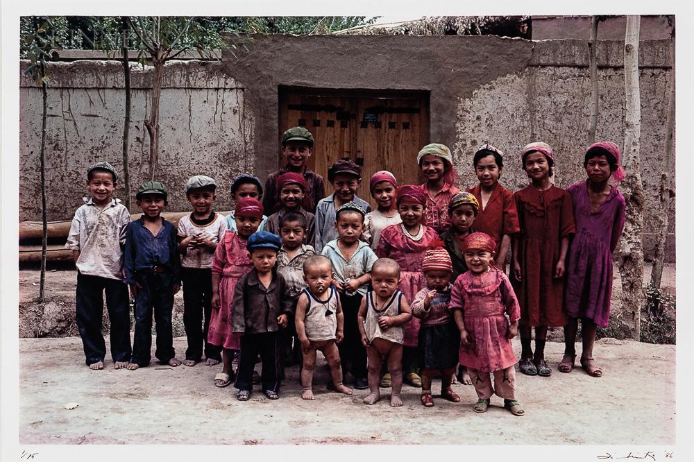 Ko Si-chi (Taiwanese, b. 1929)      Children