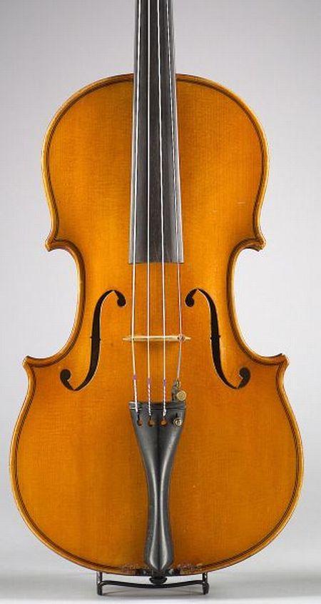 Modern Italian Viola, Ansaldo Poggi, Bologna, 1976