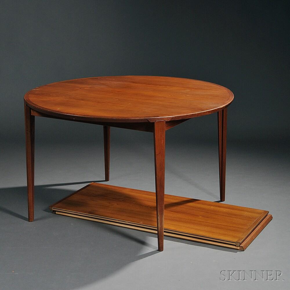 Henry Rosengren Hansen Teak Dining Table Sale Number  : 1056134 from www.skinnerinc.com size 1000 x 1000 jpeg 184kB