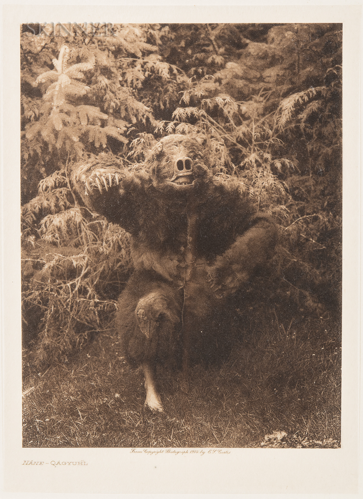 Edward Sheriff Curtis (American, 1868-1952)      Nane-Qagyuhl