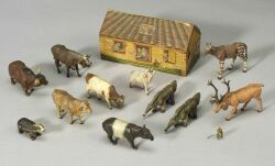 Noah's Ark And Animals