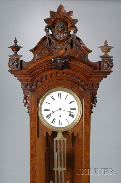 Gilbert Regulator No 7 Floor Standing Clock Sale Number