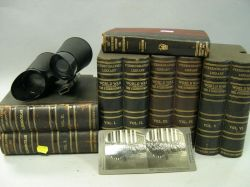 Cased Sets of Keystone View Co. Stereographic Library Cards