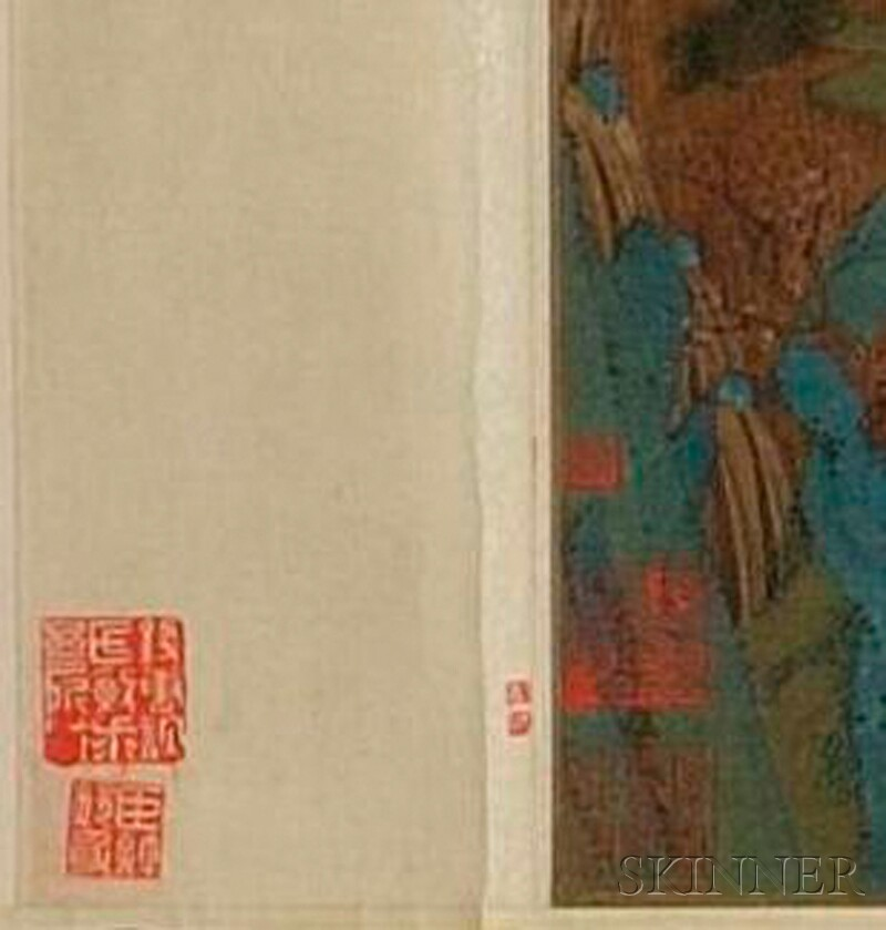 Handscroll and Calligraphy