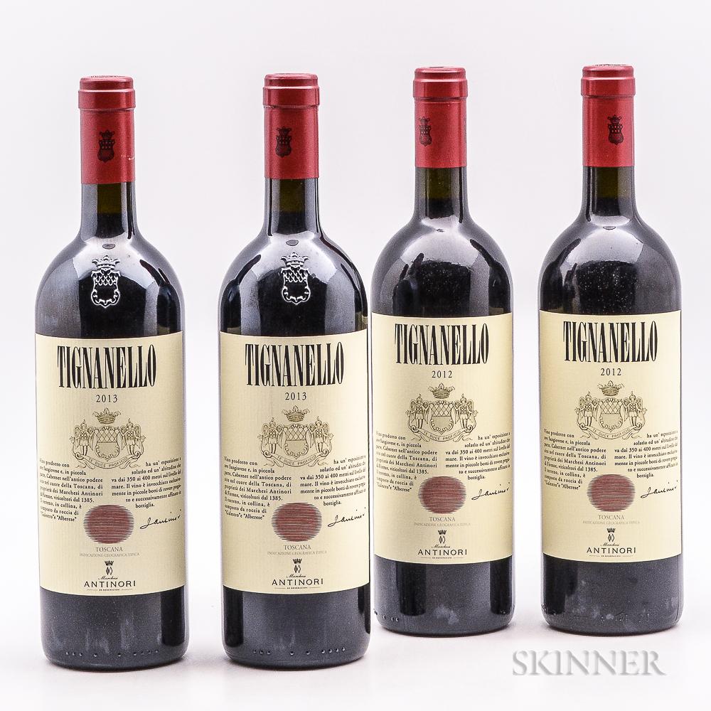 Antinori Tiganello, 4 bottles