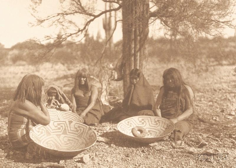 Volume II, The North American Indian