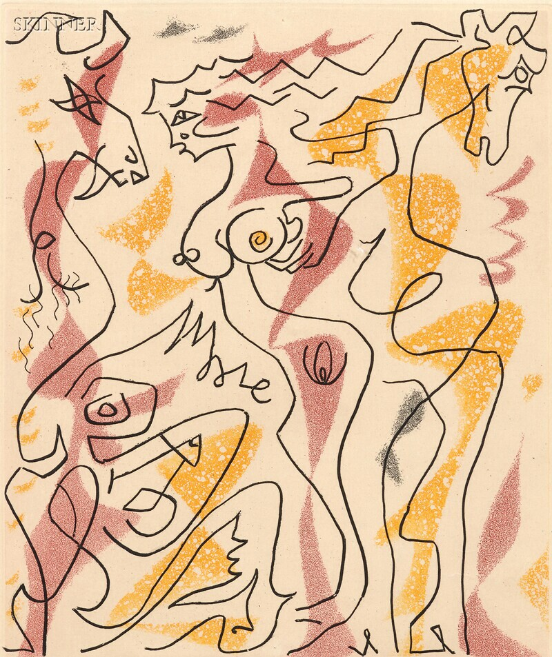 André Masson (French, 1896-1987)      Image